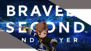 Bravely Second English - Final Boss and Ending (Hard Mode)