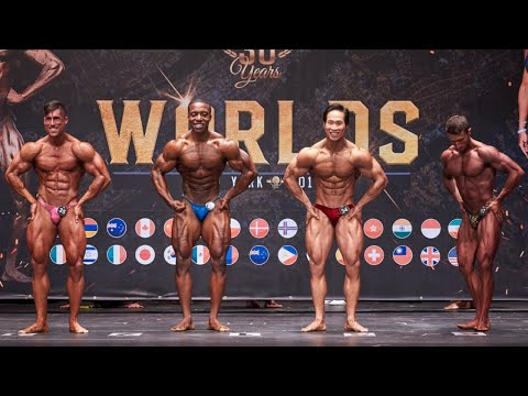 2019 WNBF Worlds Overall Pro Bodybuilding