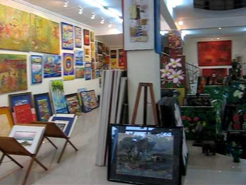 Seebaluck Art Gallery in Mauritius