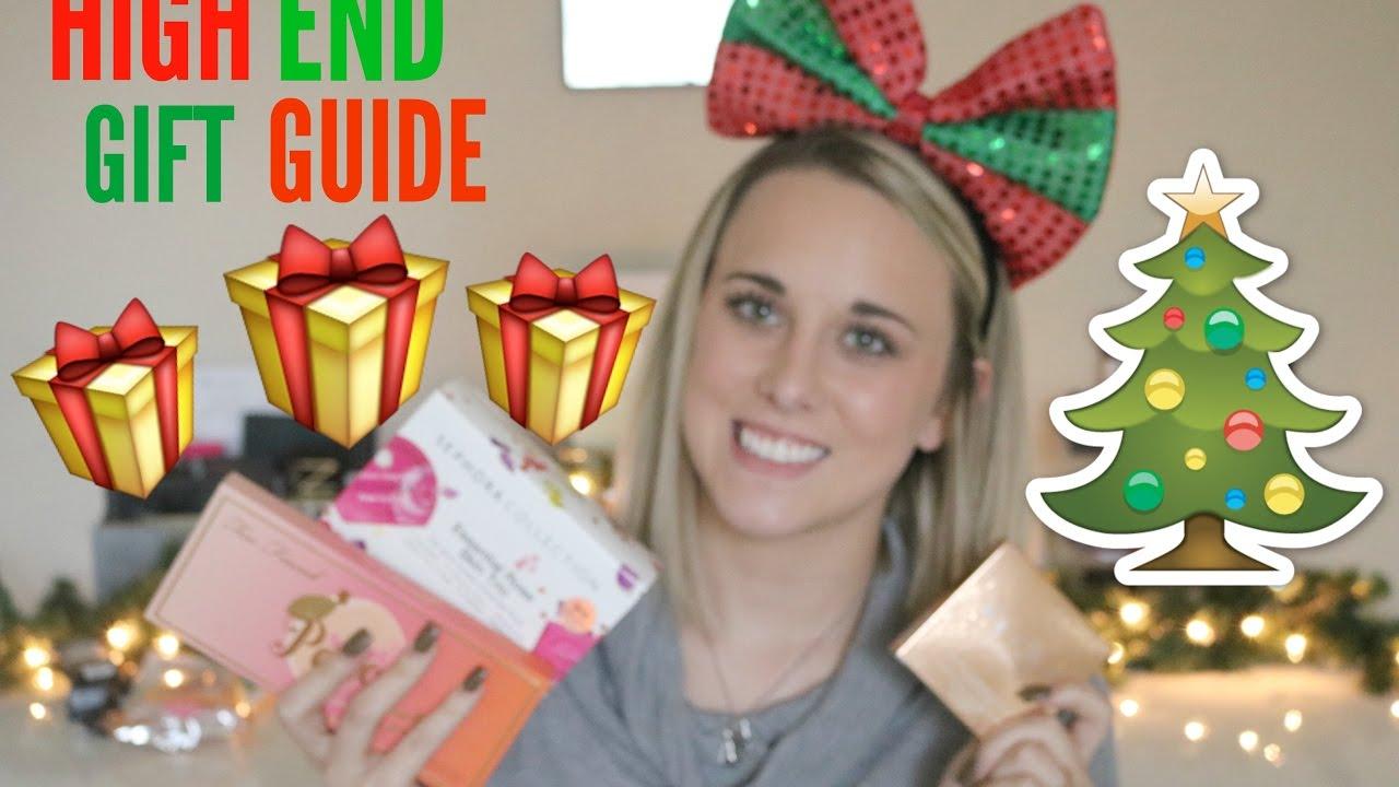 HIGHEND Makeup Christmas Gift Guide | My Top 10 Picks ...