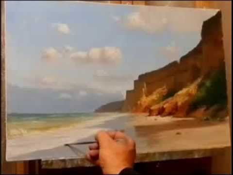 ... . Мастер-класс по живописи - YouTube: www.youtube.com/watch?v=Z-50pj-nZ7E