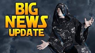 BIG NEWS UPDATE: Palpatine Fix, XP Change, Open World Game & More! - Battlefront 2