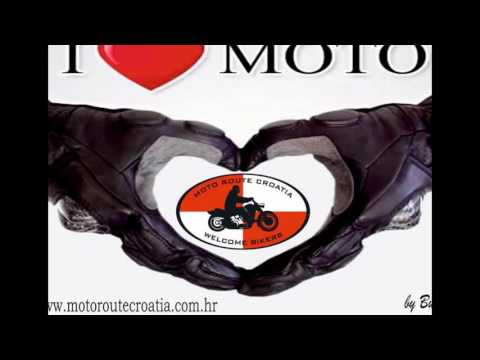 MOTO ROUTE CROATIA Logo presentation