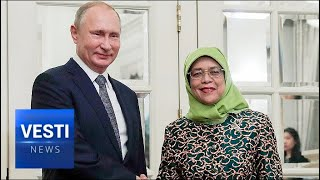 Russian/Singaporean Relations to Hit New Level! Tech Deals and Closer Diplomatic Ties on the Table