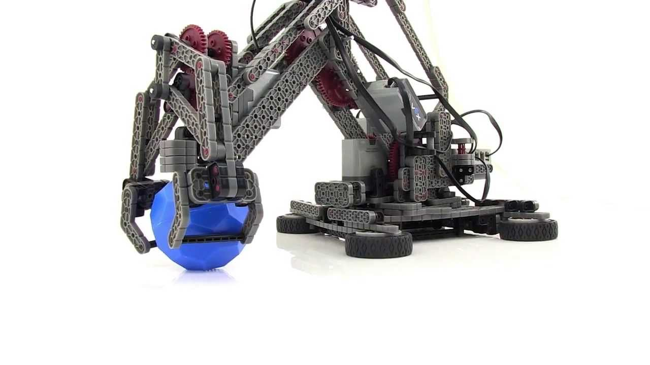 VEX IQ Demo - Armbot IQ - YouTube