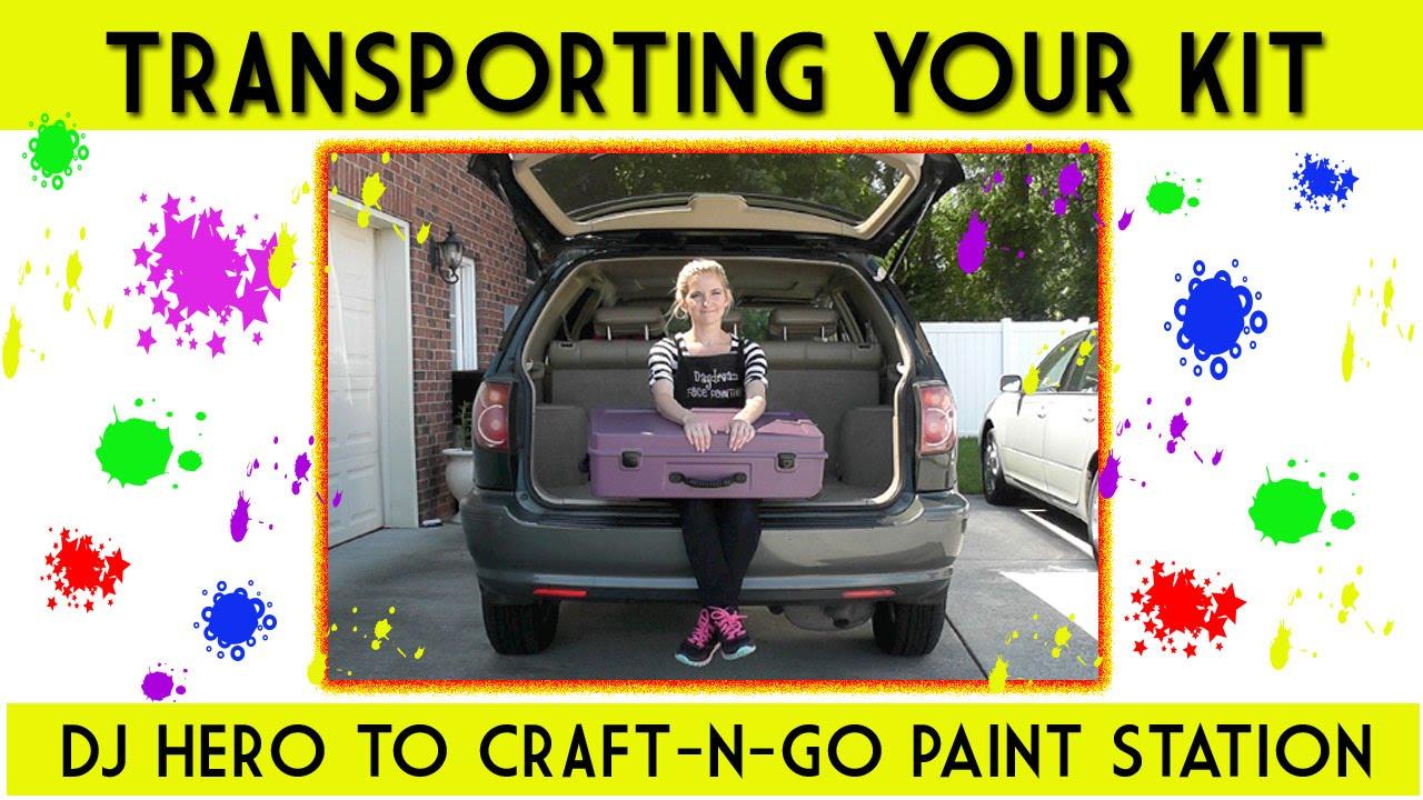 Face Painting Kit Transport Craft N Go Vs Dj Hero Comparisons