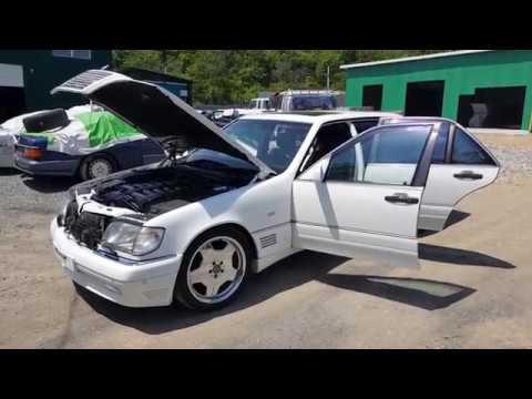 В продаже Mercedes-Benz W140 S600L