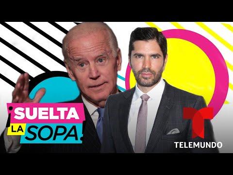 ¡Joe Biden derrota a Donald Trump: Eduardo Verástegui no se calla nada!   Suelta La Sopa