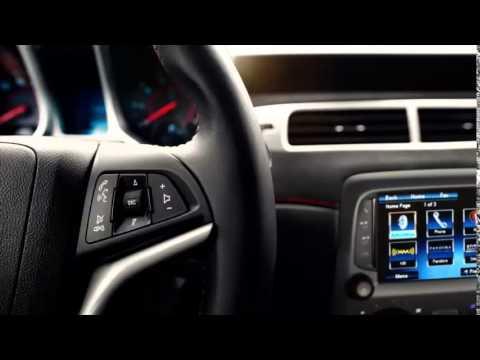 2015 Chevrolet Camaro Zl1 Exterior And Interior