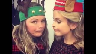 Rose McIver - Christmas (December 2016)