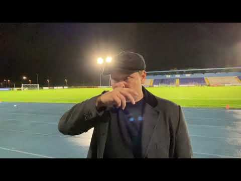 Marc Bircham post match Longford Town, Aug 20th 2021