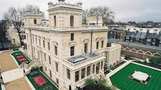 Дом Абрамовича, дорогущие дома и главный магазин Лондона