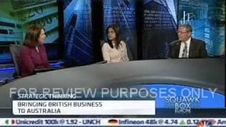 CNBC Interview with Philip Aiken, Chairman of Australialive