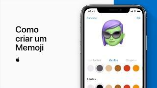 Como criar um Memoji - Suporte da Apple