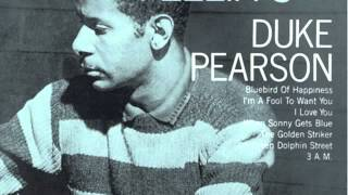 Duke Pearson - Tender Feelin
