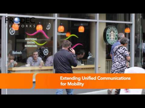 ShoreTel Prodec Networks Video
