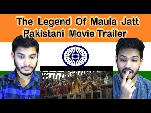 Indian reaction on The Legend Of Maula Jatt Trailer | Swaggy d