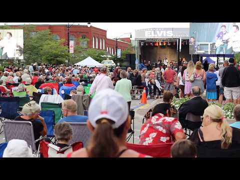 2018 Elvis Festival - Collingwood, Ontario, Canada