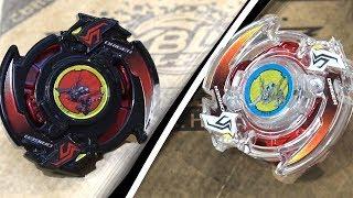 DARK VS LIGHT! Driger S DARKNESS Ver. & Driger S CLEAR Ver. Unboxing! - Beyblade Burst EXCLUSIVES!