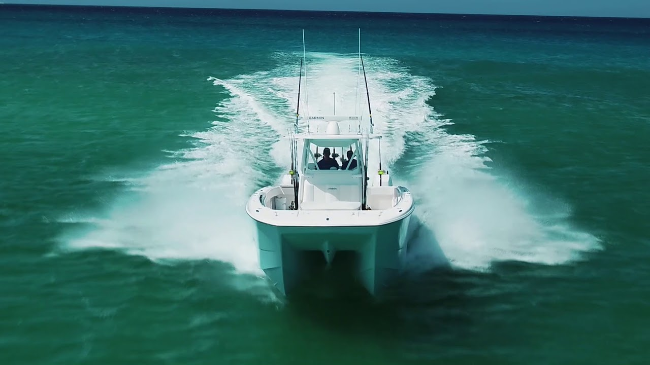 2019 Invincible 37 Catamaran The Hull Truth Boating And