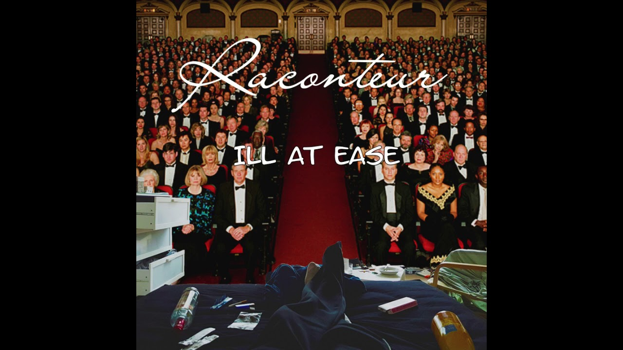 Raconteur - Ill At Ease (Full EP) [Clean] - 2019 New Hip Hop Songs