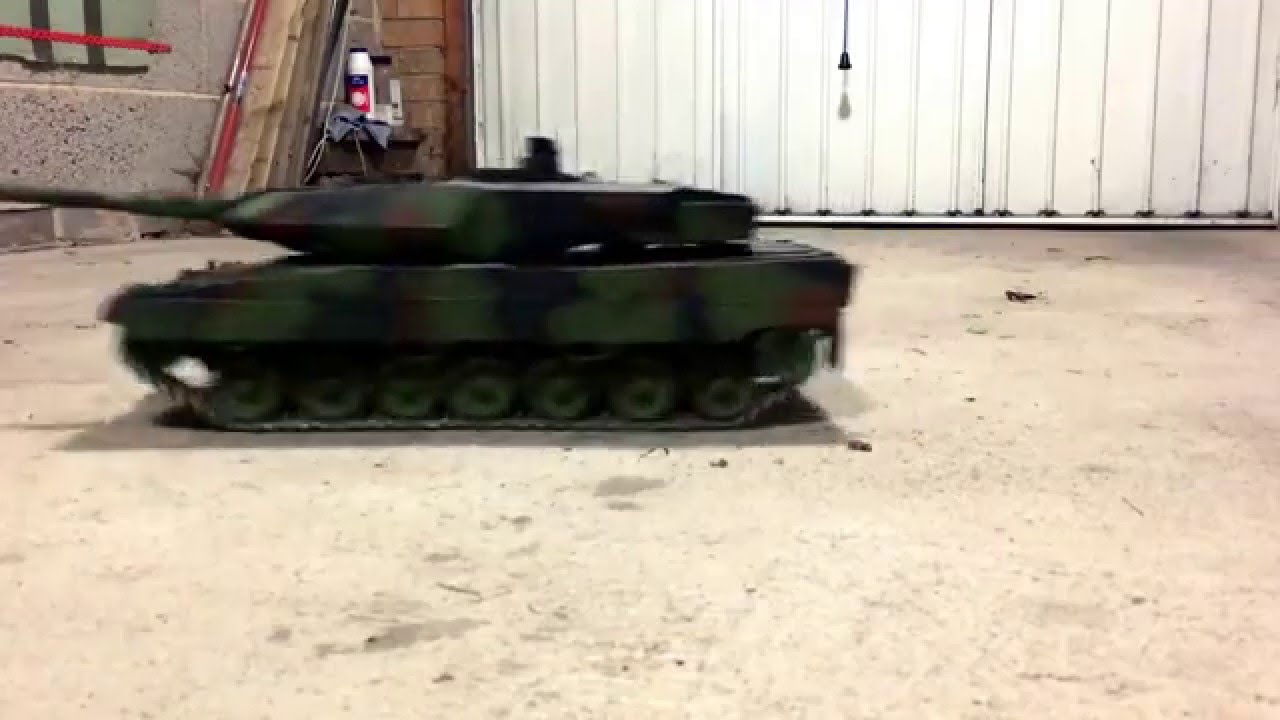 RC Tank Electronics - Home
