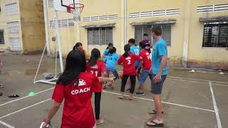 Basketball - Competition day