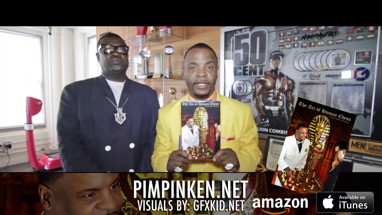 Pimpin ken get at 50 cent for buying pussy from hood bitches 6
