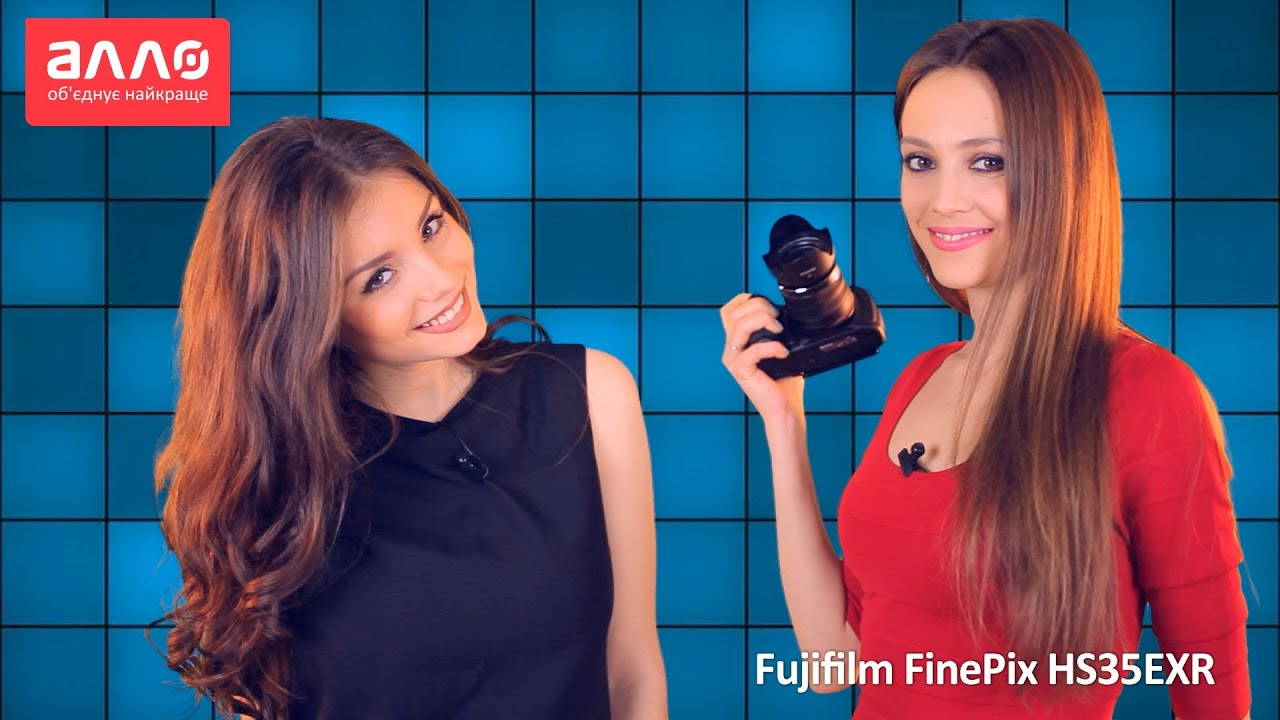 Fujifilm Finepix SL1000 - First Look - YouTube