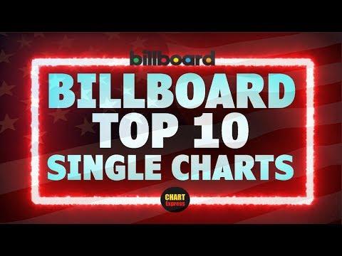 Billboard Hot 100 Single Charts   Top 10   May 25, 2019   ChartExpress