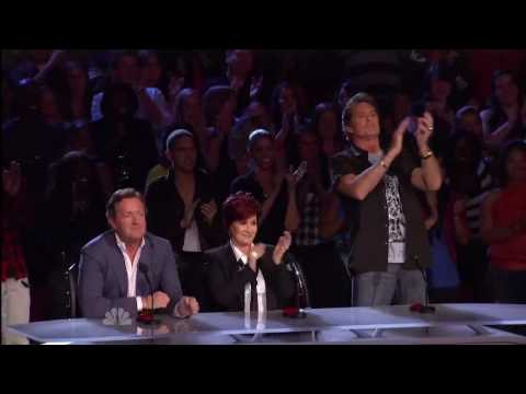 Kevin Skinner -  Tomorrow Never Comes (America got Talents)   HD