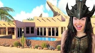 BUILDING A NEW BASE!! - ARK: SURVIVAL EVOLVED (Ark Scorched Earth)