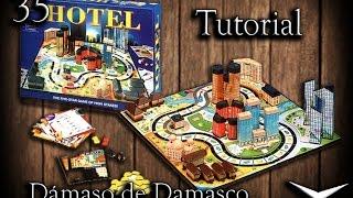 Tutorial del Hotel (Juego de mesa-Español) // Juguemos: 35