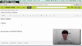 البرنامج التعليمي: كيفية إنشاء التقاء الصفحات