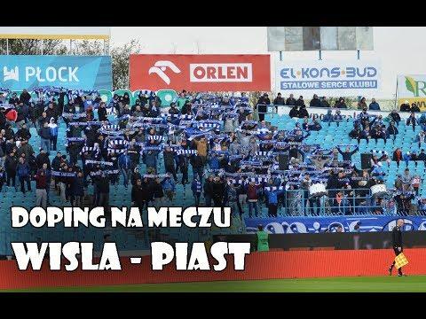 Doping Na Meczu Wisła Płock - Piast Gliwice | 27.10.2018
