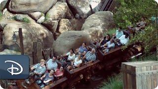 PhotoPass Captures Your Seven Dwarfs Mine Train Ride | Walt Disney World