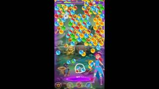 Bubble Witch 3 Saga Level 223 ~ 3 stars ~ no boosters