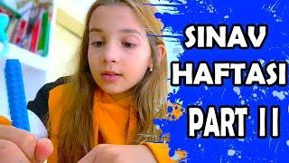 Sınav Haftası Vlog Part 2/4 Ecrin Su Çoban