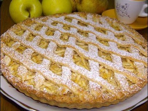 пирог из творога рецепт простой с фото