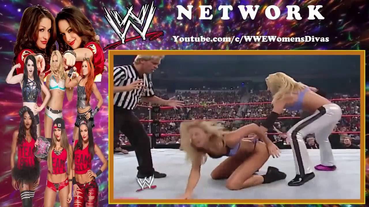Download Trish Stratus VS Stacy Keibler Women's Title