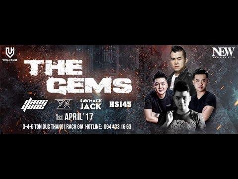 VNH Community Live 016 - The Gems - Saw, HS145, Zinxu, Dang Quoc