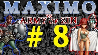 Maximo vs. Army of Zin - Part 8 Sinister Stones 2