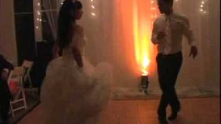 Best classy fun wedding dance ever! -Steve and Marita