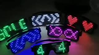 LISM LED Işıklı Parti Gözlüğü – Eğlence Zamanı