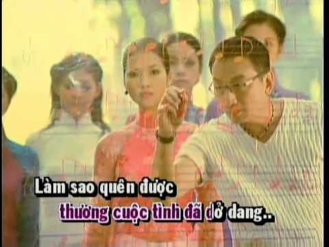 Doi Con Co Don Karaoke Truong Vu