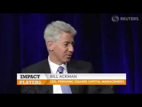 Bill Ackman on His Investment Philosophy and Strategy