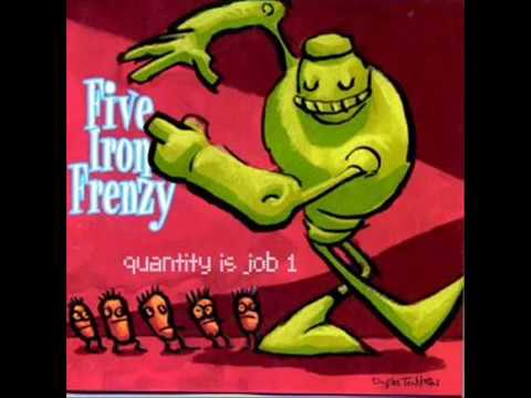 Get Your Riot Gear - Five Iron Frenzy