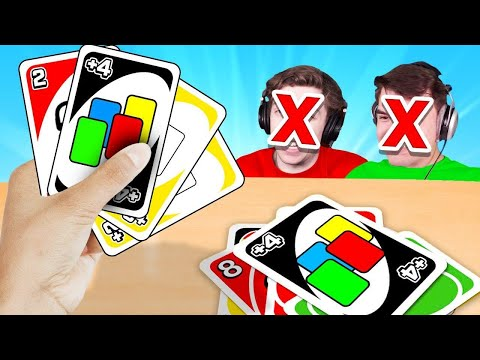 This Game ENDED My Friendship With JELLY & SLOGO (Uno) |