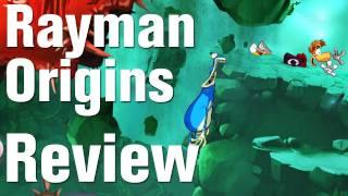 Rayman Origins Review [HD]