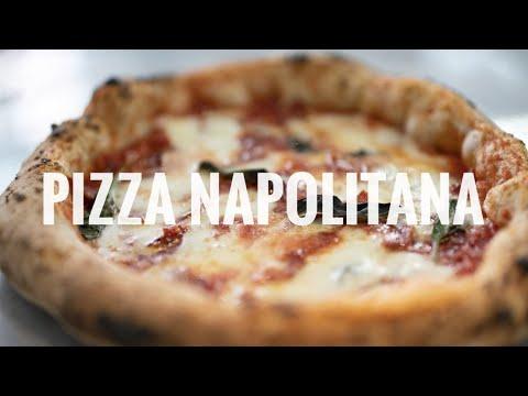 Así se hace la auténtica pizza napolitana
